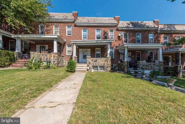 2428 Keyworth Avenue, BALTIMORE, MD 21215 (#MDBA483890) :: Colgan Real Estate