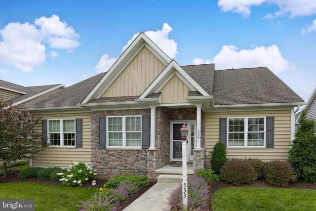 533 Prince George, LANCASTER, PA 17601 (#PALA140068) :: The Heather Neidlinger Team With Berkshire Hathaway HomeServices Homesale Realty