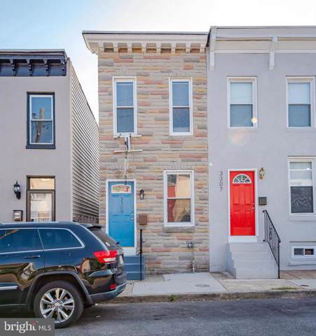 3309 Paine Street, BALTIMORE, MD 21211 (#MDBA483892) :: ExecuHome Realty