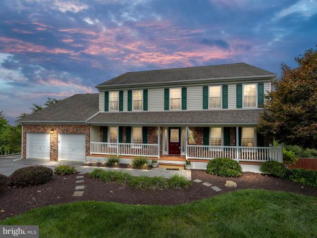 2802 Chevy Chase Circle, JEFFERSON, MD 21755 (#MDFR253384) :: Great Falls Great Homes