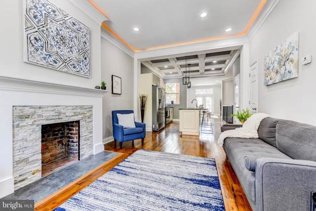 70 T Street NW #1, WASHINGTON, DC 20001 (#DCDC442240) :: Crossman & Co. Real Estate