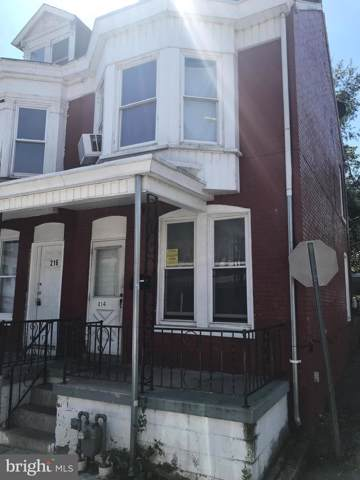 214 West Street, YORK, PA 17401 (#PAYK124942) :: Flinchbaugh & Associates
