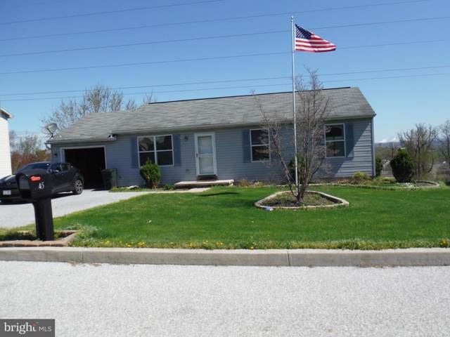 45 Northcrest Drive, YORK HAVEN, PA 17370 (#PAYK124950) :: Flinchbaugh & Associates