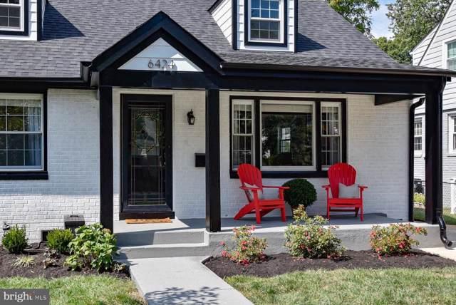6424 Potomac Avenue, ALEXANDRIA, VA 22307 (#VAFX1089404) :: Jennifer Mack Properties