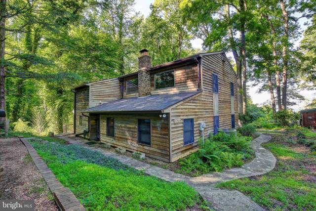4018 Evergreen Road, PORT REPUBLIC, MD 20676 (#MDCA172240) :: The Dailey Group
