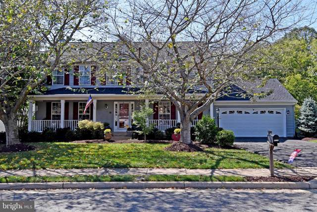 9230 Matthew Drive, MANASSAS PARK, VA 20111 (#VAMP113328) :: Arlington Realty, Inc.