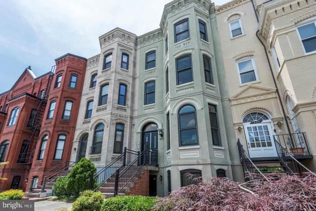 1622 19TH Street NW #1, WASHINGTON, DC 20009 (#DCDC442270) :: Crossman & Co. Real Estate