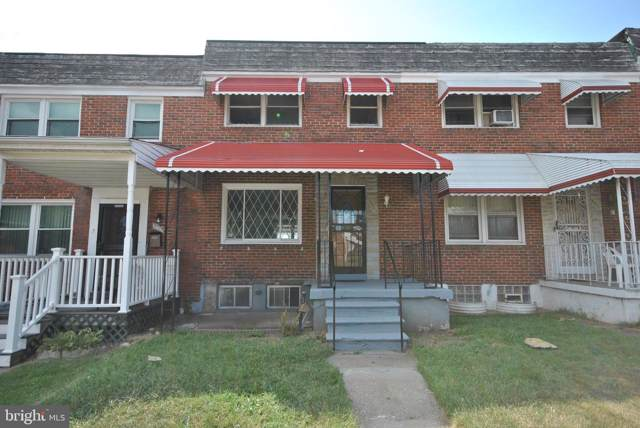 5513 Moravia Road, BALTIMORE, MD 21206 (#MDBA483970) :: Advance Realty Bel Air, Inc