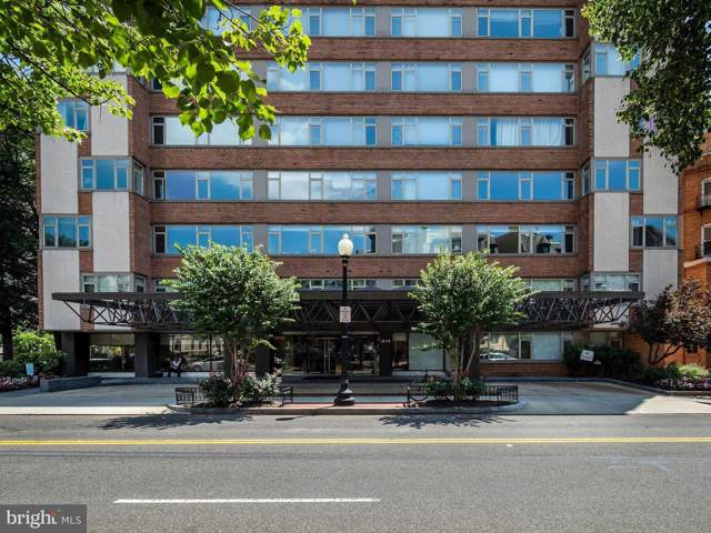 1545 18TH Street NW #619, WASHINGTON, DC 20036 (#DCDC442278) :: Crossman & Co. Real Estate