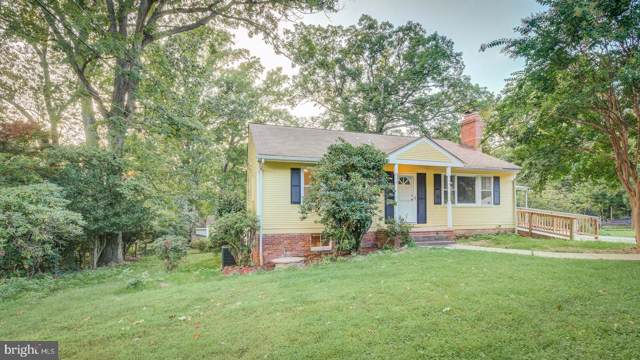 4600 Village Drive, FAIRFAX, VA 22030 (#VAFX1089456) :: Keller Williams Pat Hiban Real Estate Group