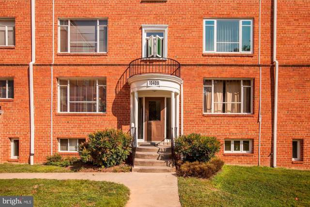 10409 Montrose Avenue M-101, BETHESDA, MD 20814 (#MDMC678788) :: The Licata Group/Keller Williams Realty