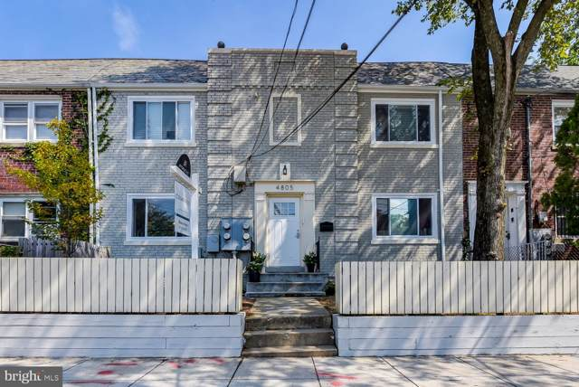 4805 4TH Street NW #1, WASHINGTON, DC 20011 (#DCDC442282) :: Eng Garcia Grant & Co.