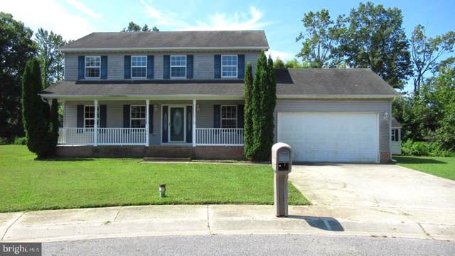 740 9TH Street, POCOMOKE CITY, MD 21851 (#MDWO109124) :: RE/MAX Plus
