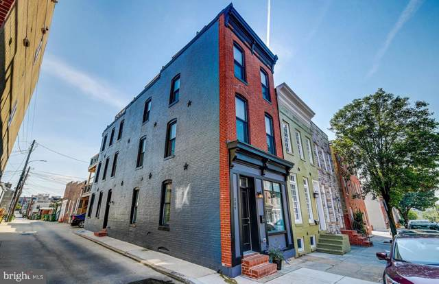 309 E Cross Street, BALTIMORE, MD 21230 (#MDBA483992) :: AJ Team Realty