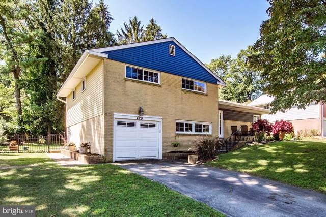 420 Foster Drive, SPRINGFIELD, PA 19064 (#PADE500474) :: Remax Preferred | Scott Kompa Group