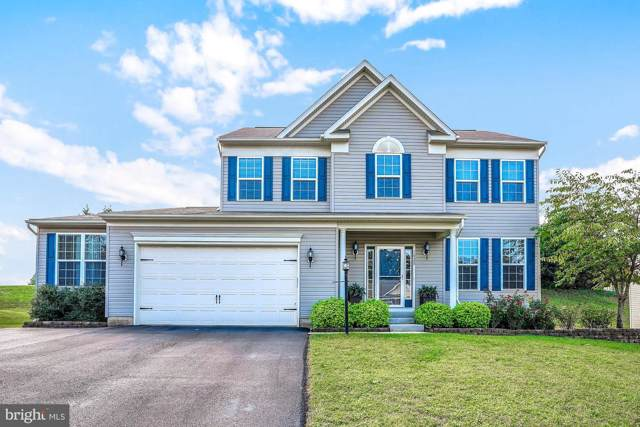 1020 Nugent Way, YORK, PA 17402 (#PAYK124964) :: The Joy Daniels Real Estate Group