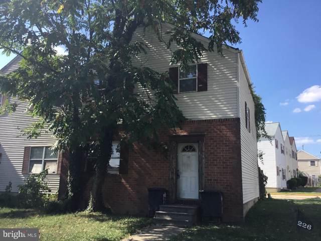 226 Savannah Street SE, WASHINGTON, DC 20032 (#DCDC442314) :: Keller Williams Pat Hiban Real Estate Group
