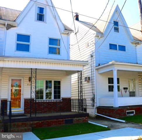 406 W Chestnut Street, FRACKVILLE, PA 17931 (#PASK127780) :: Younger Realty Group