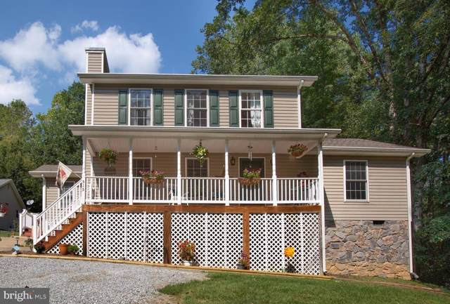 515 Lake Caroline Drive, RUTHER GLEN, VA 22546 (#VACV120924) :: Network Realty Group