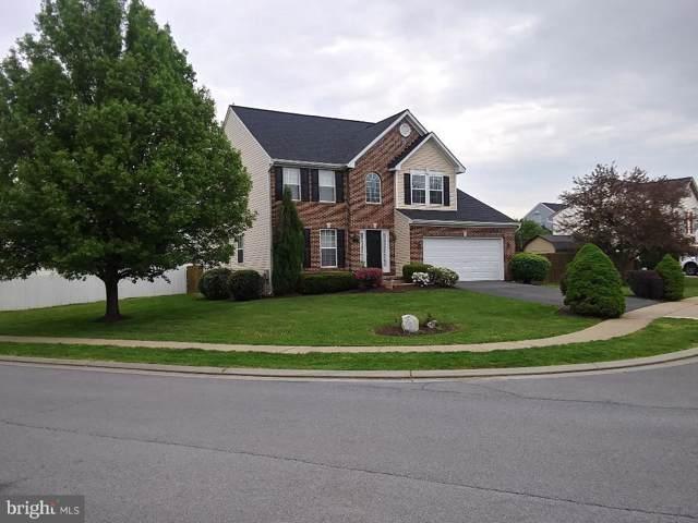 172 Wind Shear Drive, CHARLES TOWN, WV 25414 (#WVJF136546) :: CR of Maryland