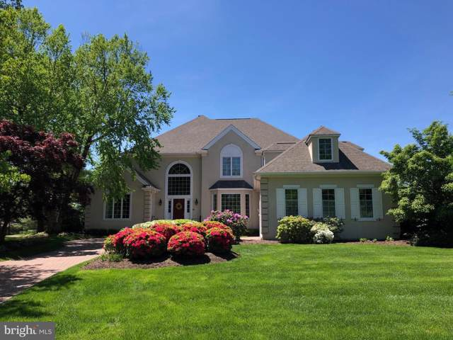 17 Augusta Court, SKILLMAN, NJ 08558 (#NJSO112274) :: Tessier Real Estate