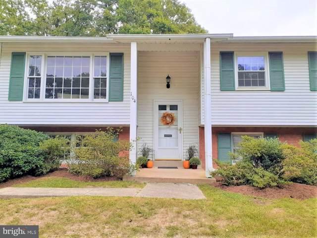 104 Hedgewood Drive, GREENBELT, MD 20770 (#MDPG543612) :: Keller Williams Pat Hiban Real Estate Group