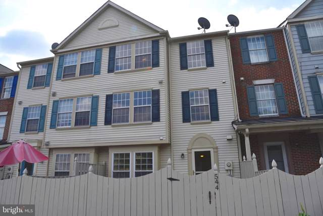544 Hollyberry Way, FREDERICK, MD 21703 (#MDFR253430) :: AJ Team Realty