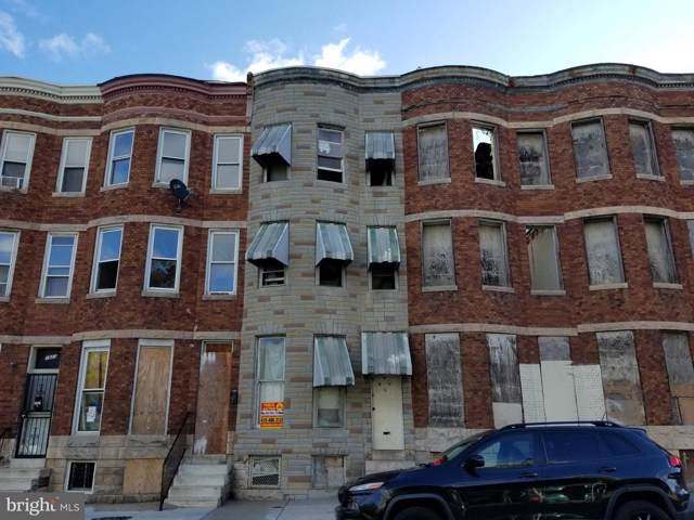1919 Homewood Avenue, BALTIMORE, MD 21218 (#MDBA484018) :: Gail Nyman Group