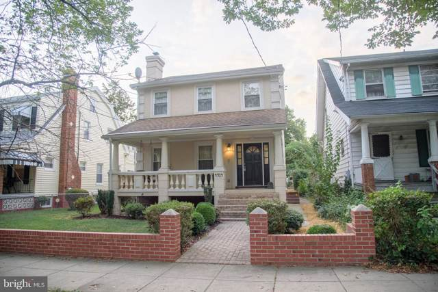 4914 Arkansas Avenue NW, WASHINGTON, DC 20011 (#DCDC442354) :: Keller Williams Pat Hiban Real Estate Group