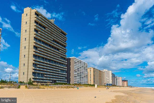 9900 Coastal Highway #109, OCEAN CITY, MD 21842 (#MDWO109134) :: RE/MAX Plus