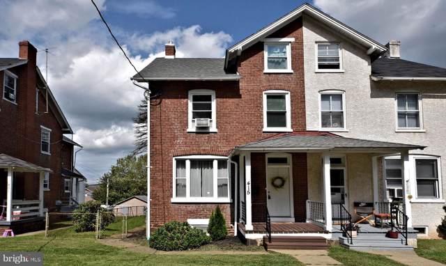 415 W 2ND Street, BIRDSBORO, PA 19508 (#PABK347876) :: Ramus Realty Group