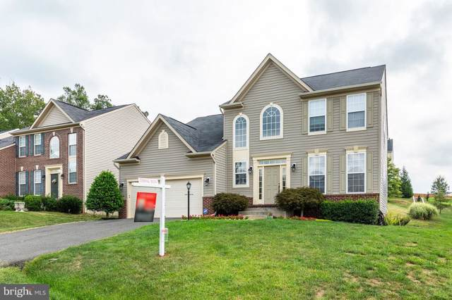 15186 Santander Drive, GAINESVILLE, VA 20155 (#VAPW478848) :: The Putnam Group