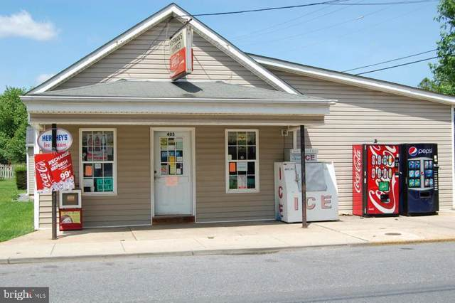 405 E Main Street, THURMONT, MD 21788 (#MDFR253436) :: AJ Team Realty