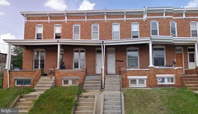 1602 E 29TH Street, BALTIMORE, MD 21218 (#MDBA484058) :: The Licata Group/Keller Williams Realty