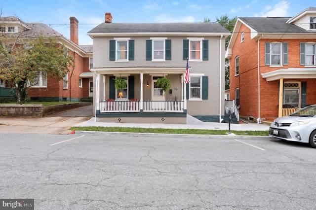 20 E Salisbury Street, WILLIAMSPORT, MD 21795 (#MDWA167822) :: Keller Williams Pat Hiban Real Estate Group