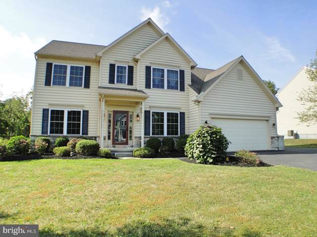 529 Wheatland Court, LINCOLN UNIVERSITY, PA 19352 (#PACT488988) :: The John Kriza Team