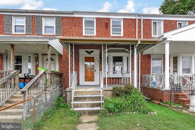 1909 Armco Way, BALTIMORE, MD 21222 (#MDBC472196) :: The Speicher Group of Long & Foster Real Estate