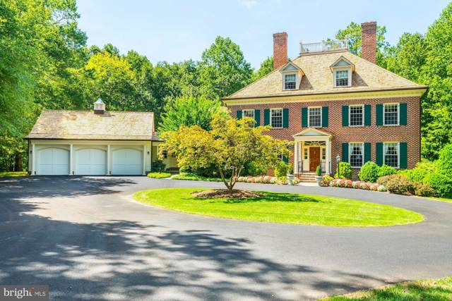 8611 Country Club Drive, BETHESDA, MD 20817 (#MDMC678918) :: Tom & Cindy and Associates