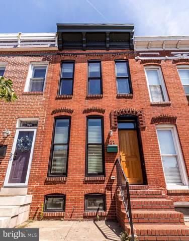 422 E Fort Avenue, BALTIMORE, MD 21230 (#MDBA484070) :: The Licata Group/Keller Williams Realty