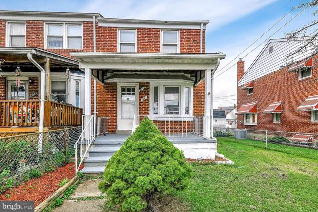 7921 Kavanagh Road, BALTIMORE, MD 21222 (#MDBC472208) :: The Speicher Group of Long & Foster Real Estate
