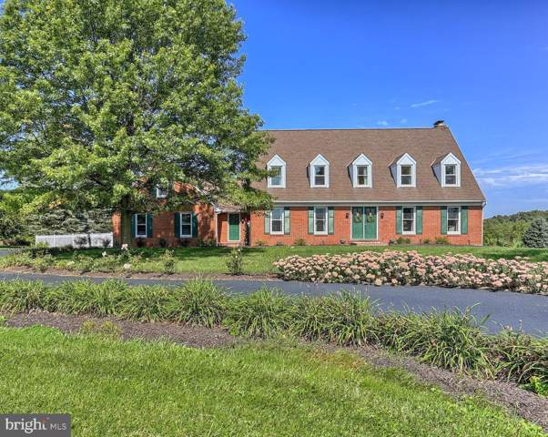 1090 S Pleasant Avenue, DALLASTOWN, PA 17313 (#PAYK124984) :: The Joy Daniels Real Estate Group