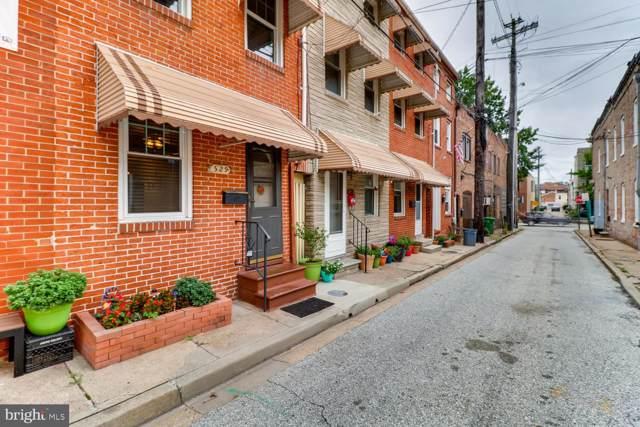 529 S Chapel Street, BALTIMORE, MD 21231 (#MDBA484088) :: Keller Williams Pat Hiban Real Estate Group