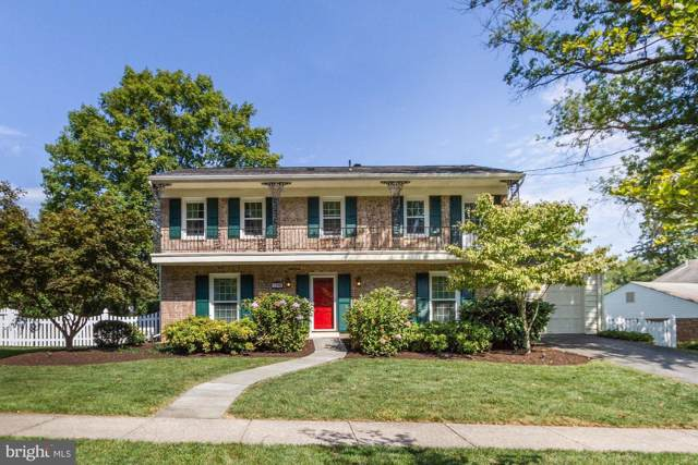 1498 Dunster Lane, POTOMAC, MD 20854 (#MDMC678934) :: Blue Key Real Estate Sales Team