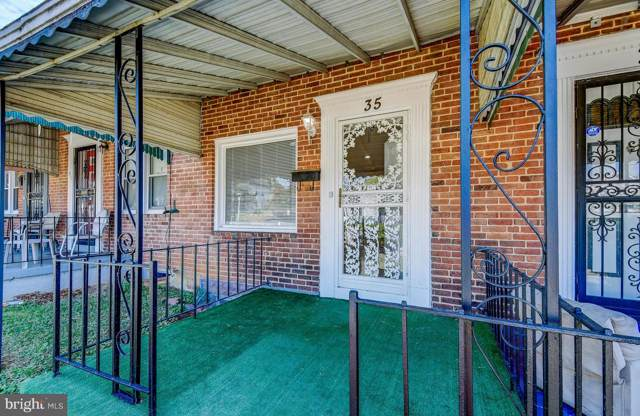 35 N Culver Street, BALTIMORE, MD 21229 (#MDBA484094) :: Bruce & Tanya and Associates