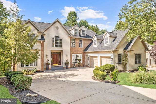6621 Forest Shade Trail, CLARKSVILLE, MD 21029 (#MDHW270294) :: AJ Team Realty