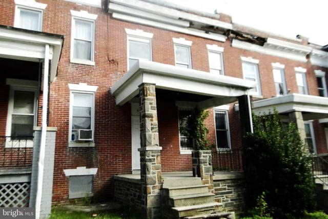 605 Linnard Street, BALTIMORE, MD 21229 (#MDBA484096) :: The Licata Group/Keller Williams Realty