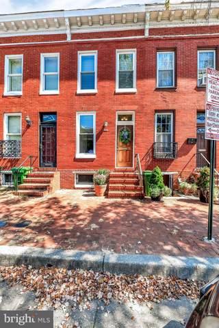 1022 W Barre Street, BALTIMORE, MD 21230 (#MDBA484098) :: Corner House Realty