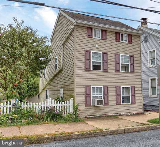 122 N High Street, DUNCANNON, PA 17020 (#PAPY101342) :: The Joy Daniels Real Estate Group