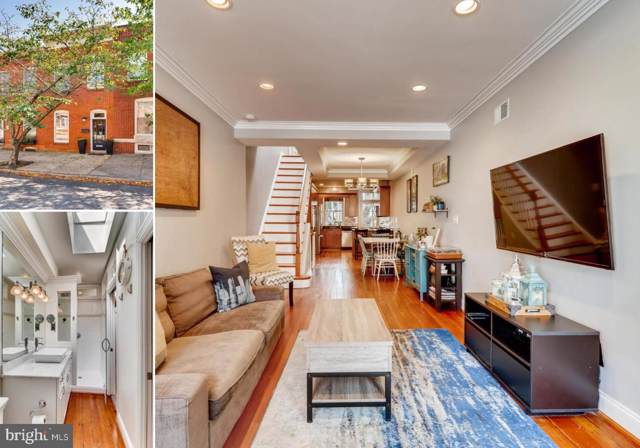 3319 Hudson Street, BALTIMORE, MD 21224 (#MDBA484110) :: The Speicher Group of Long & Foster Real Estate