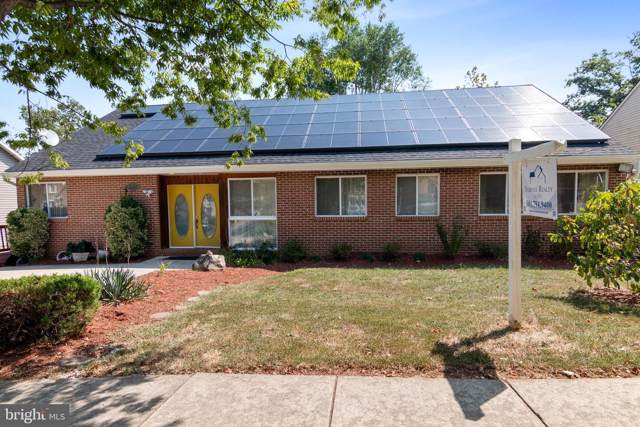 2903 Hillside Avenue, CHEVERLY, MD 20785 (#MDPG543698) :: ExecuHome Realty